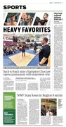 Panama city daily news sports cover