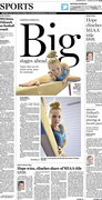 Holland sports cover