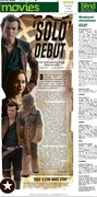 Movie Page for 'Solo'