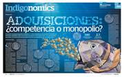 Adquisiciones: ¿competencia o monopolio?