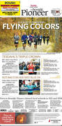 The Bemidji Pioneer front page 10/14/2018