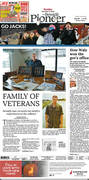 The Bemidji Pioneer front page 11/11/2018