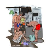 #slum#mathrubhumi#vijeshviswam#