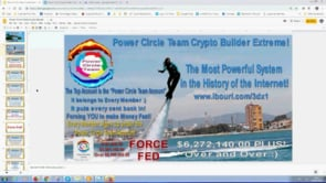 Clear Debt Forever. Buy a Home. Fund a Business. Crypto Builder Self Building Force Fed Webinar Replay 5th March 2019