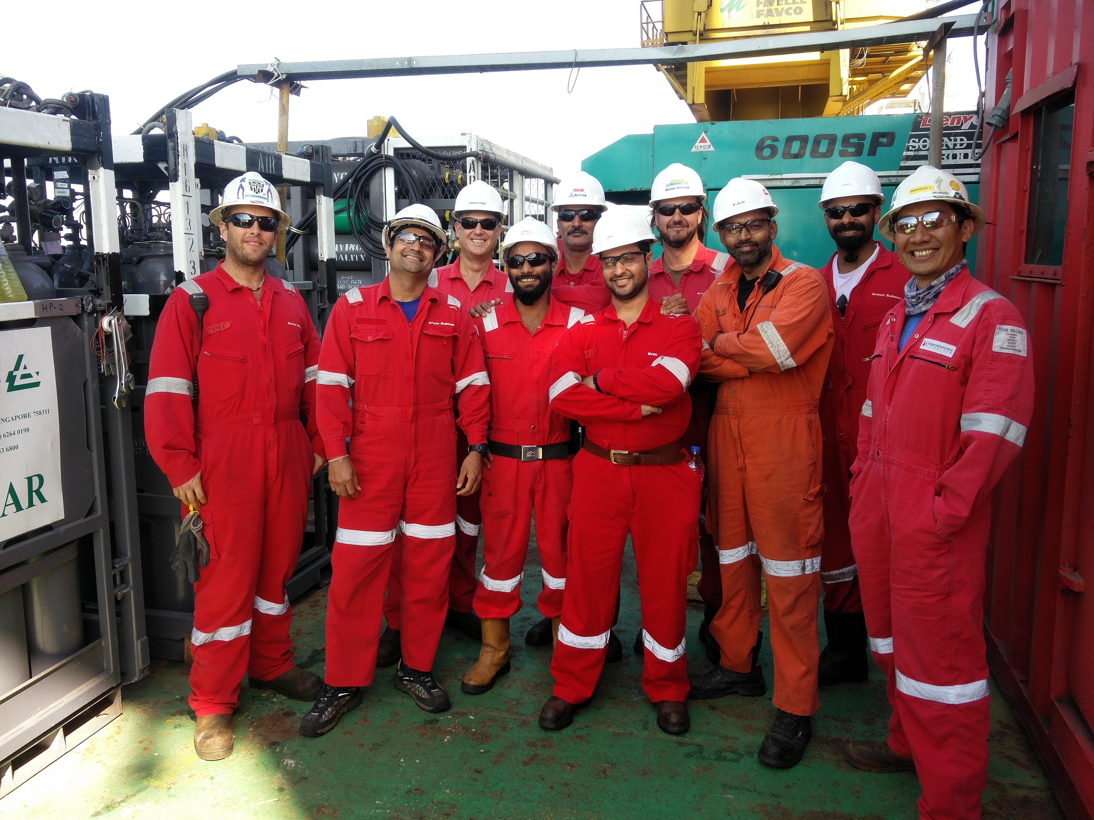 Offshore Project