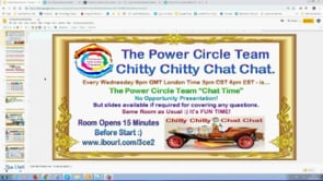 Power Circle Team Chitty Chitty Chat Chat Webinar Replay 6th March 2019