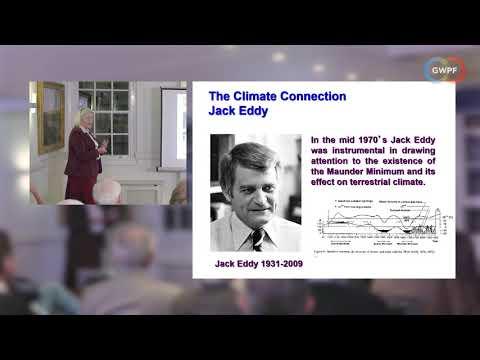Professor Valentina Zharkova: The Solar Magnet Field and the Terrestrial Climate
