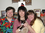 Bill, Mio, Gus and Kathleen