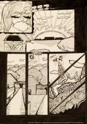 An Unexpected Visit Comic Page