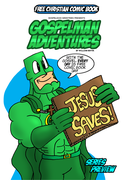 Gospelman Adventures Series Preview