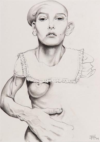 'As A Girl' 2009