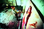 9.INTERNATIONAL ART SYMPOSIUM IN PENZA, RUSSIA