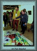 INTERNATIONAL ART SYMPOSIUM IN ISTANBUL,TURKEY