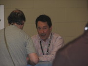 Peter Cullen at Bot-Con