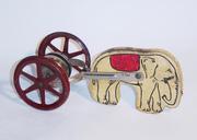 Kirby Elephant  wood