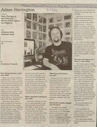 Video Game Voiceover Boy Gets Full Page Interview In Bay Area Papers