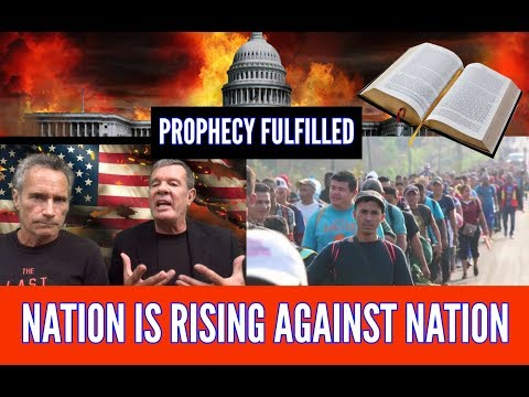 America's Under Attack! The Enemy Is Dividing Us. Prophecy Fulfilled. John B. Wells