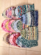 20 double knit beanies