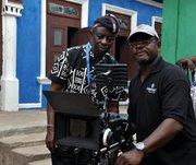 Tunde Kelanis Maami the movie starring Funke Akindele