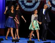28 photos: The Obama Tall Girls Growing up ! Sasha & Malia & of course Michelle !