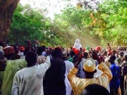 Pictorial:Finally, Emir Sanusi Makes Grand Entrance Into Palace