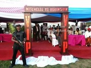 Honorable Robinson Uwak Weds Mitchelle With Speaker of the House Tambuwal in Attendance other Dignitaries
