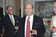 Cocktail at Wilbur Ross' Home, February 2008