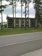 Setumaa-a house in Värska, built in Soviet times