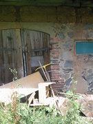 Setumaa-old horse barn