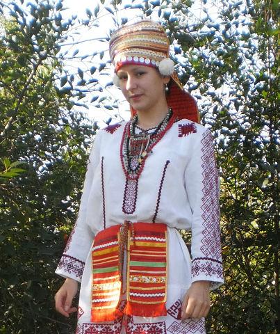 Валерия, эрзянка, Кстово, Нижегородская область.