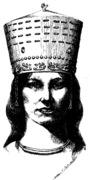 бронзовая секира (VI-V вв. до н.э.)