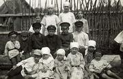 Водские детишки (довоенное фото)