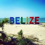 Belize by the Caribbean Sea
