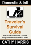 Book Cover - Domestic and Intl. Traveler's Survival Guide