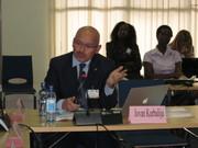 Dr Jovan Kurbalija speaking at WS72 at the 6th IGF
