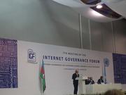 IGF 2012, Opening ceremony