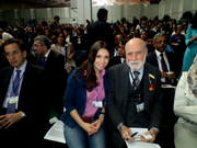 """...with Mr. Vinton Gray """"Vint"""" Cerf - The father of the Internet"""