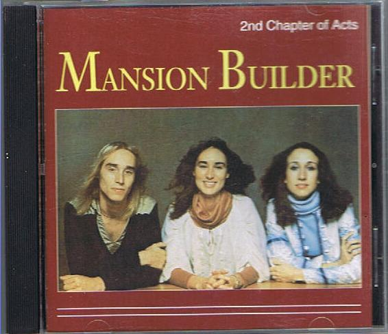 The 2nd Chapter of Acts - Mansion Builder