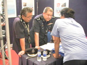 Preliminary Discussion with IGP officers