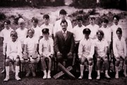 Young Douglas George Archer, Cricket Coach