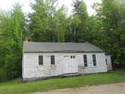 Weare (New Hampshire) Meetinghouse # 1