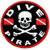 My diving pirates patch