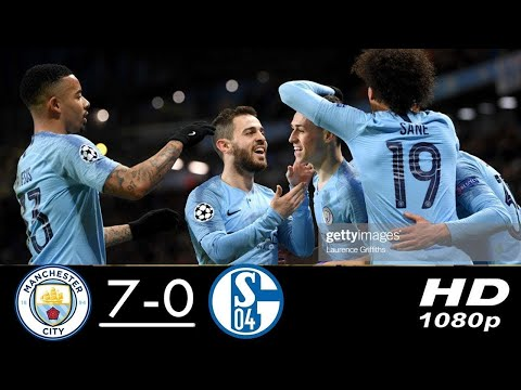 ดูจอด้านล่างสุดเลยนะครับ **********ฟูลแมตช์+ไฮไลท์เต็ม Manchester City 7-0 Schalke (รวมเรือชนะ 10-2) ฉลุยรอบ8ทีม UCL