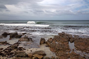 Low tide Kalk Bay