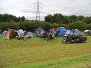 Yorkshire Rock and Bike at Squires