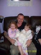 Woody and the grand daughters