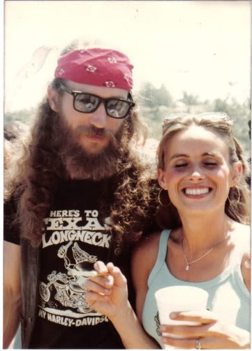 Me and My Baby  in 1977 or 1978 in California