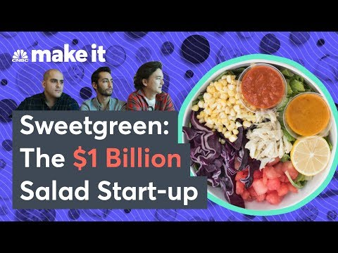 How Sweetgreen Became A $1 Billion Salad Start-Up – The Upstarts
