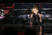 Madonna - on the stage