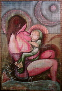 Mother and Child in Om Oct 2010